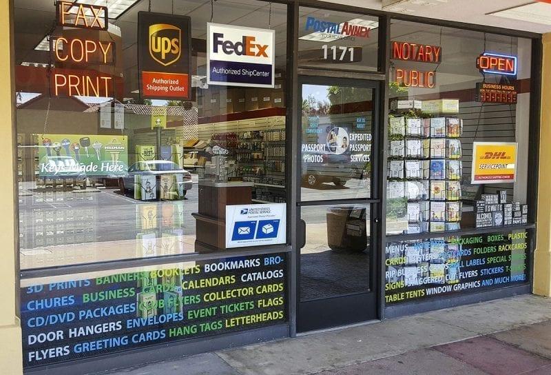 PostalAnnex of Azusa Storefront